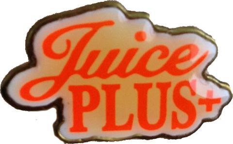 Juice Plus + Pin
