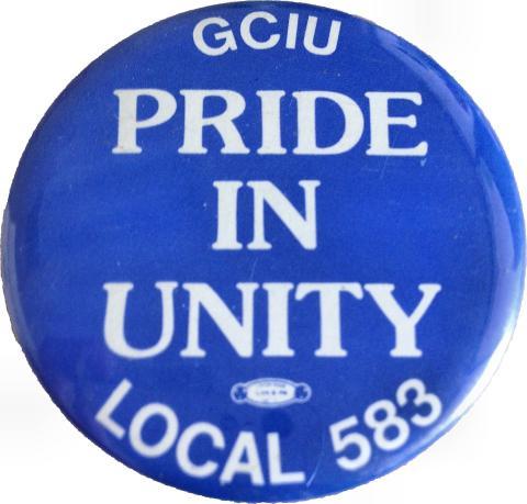 Pride In Unity Pin