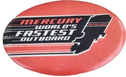Mercury Pin