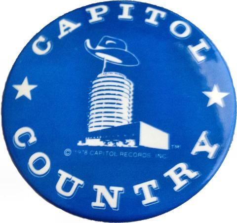 Capitol Country Pin