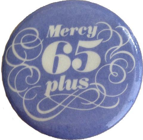 Mercy 65 Plus Pin