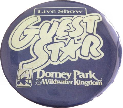 Guest Star Pin