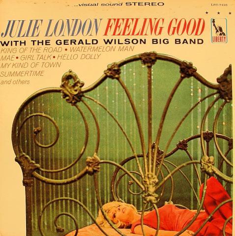 "Julie London Vinyl 12"""