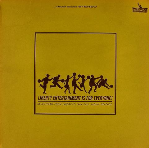 Liberty Entertainment Is For Everyone Vinyl 12""