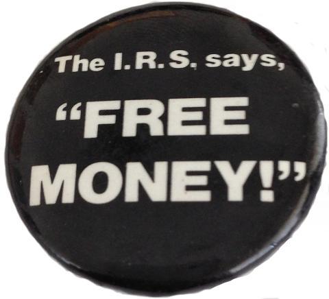 Free Money Pin