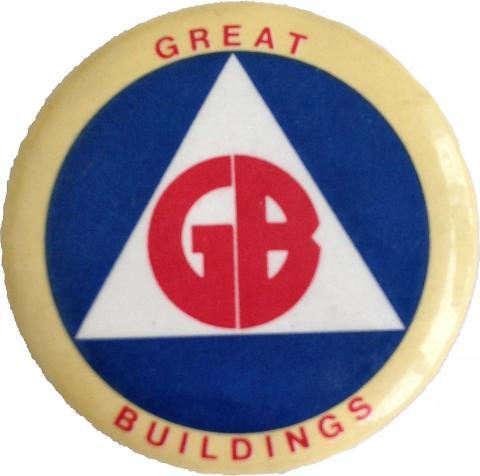 Great Buildings Pin