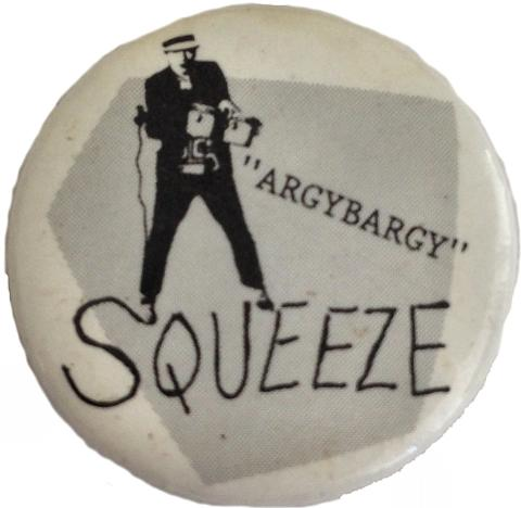 Squeeze Pin