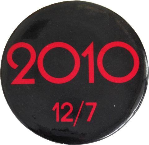 2010 Pin