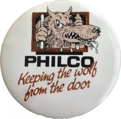 Philco Pin