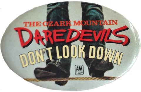 Ozark Mountain Daredevils Pin
