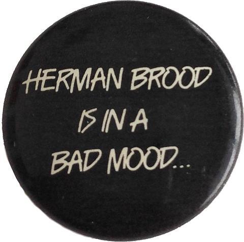 Herman Brood Pin