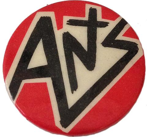Ants Pin