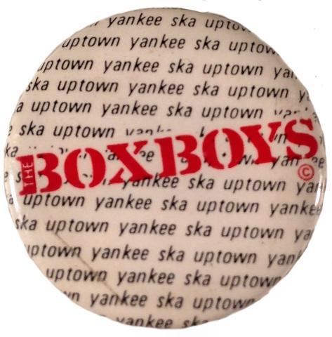 Box Boys Pin