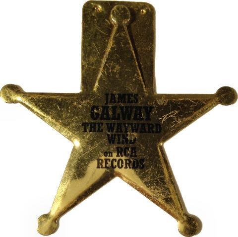 James Galway Pin