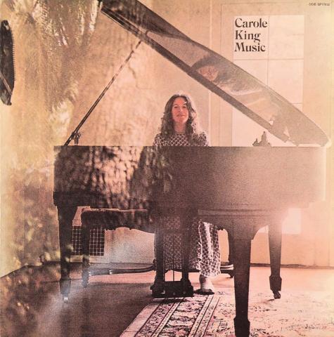 "Carole King Vinyl 12"""