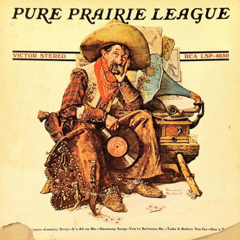 """Pure Prairie League Vinyl 12"""""""