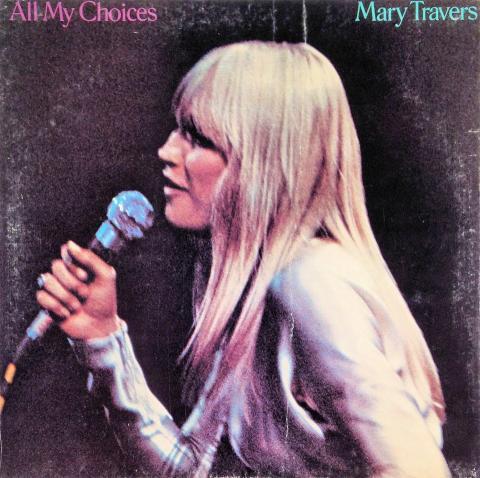 """Mary Travers Vinyl 12"""""""