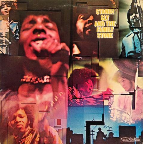 """Sly & the Family Stone Vinyl 12"""""""