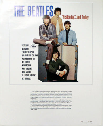 The Beatles Poster