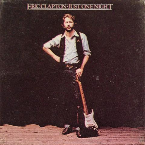 Eric Clapton Pin