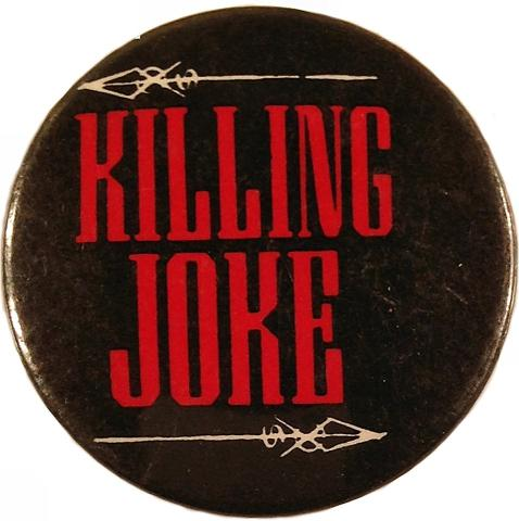 Killing Joke Pin