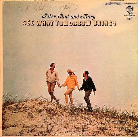 """Peter, Paul & Mary Vinyl 12"""""""