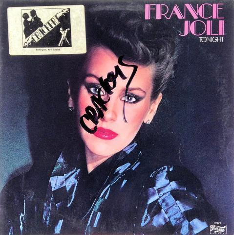 """France Joli Vinyl 12"""""""