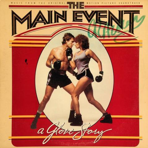 "The Main Event Vinyl 12"""