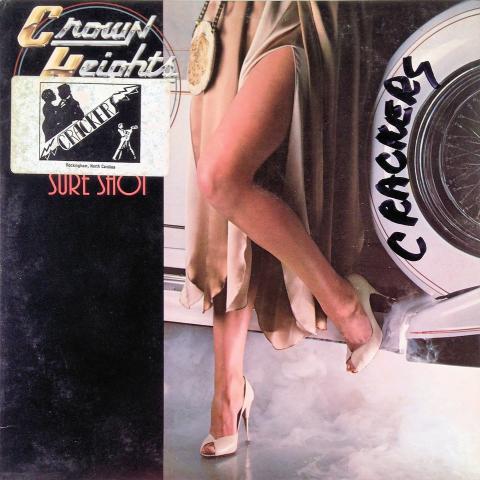 """Crown Heights Affair Vinyl 12"""""""