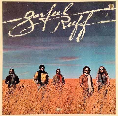 "Garfeel Ruff Vinyl 12"""