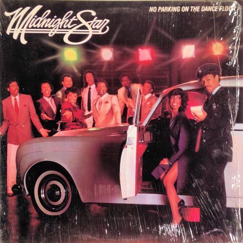 """Midnight Star Vinyl 12"""""""