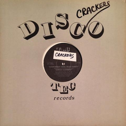"Direct Current Vinyl 12"""