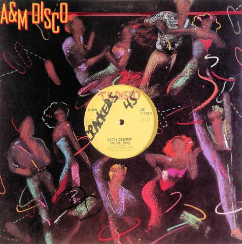 "Daddy Dewdrop Vinyl 12"""