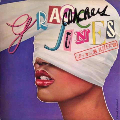 """Grace Jones Vinyl 12"""""""