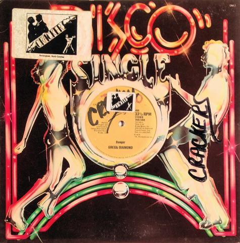 "Gregg Diamond Vinyl 12"""