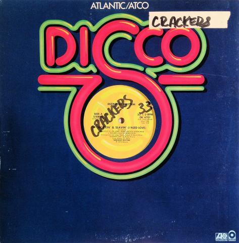 """Midnight Rhythm Vinyl 12"""""""