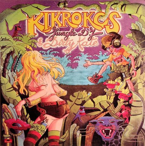 """Kikrokos Vinyl 12"""""""