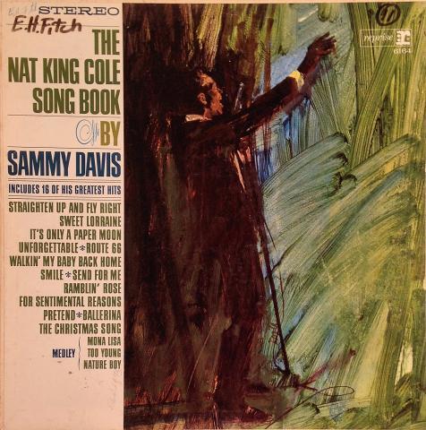 """Sammy Davis Jr. Vinyl 12"""""""