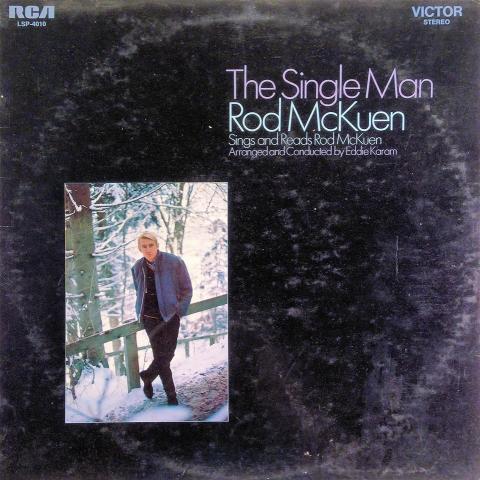 """Rod McKuen Vinyl 12"""""""