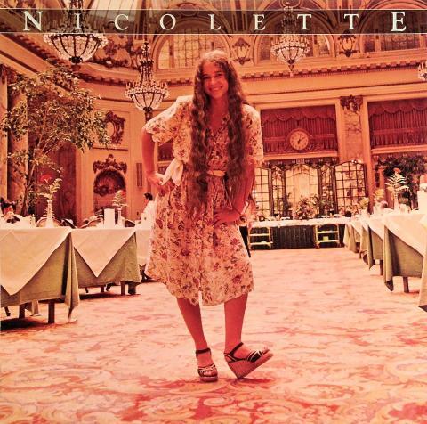 "Nicolette Larson Vinyl 12"""