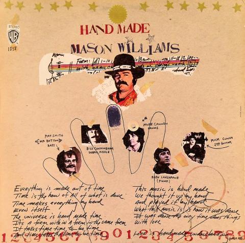 """Mason Williams Vinyl 12"""""""