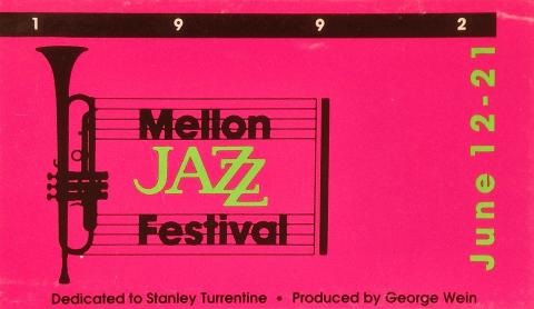 Stanley Turrentine Program