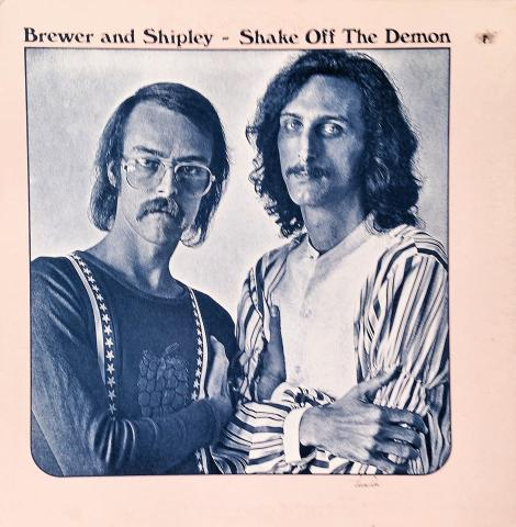 """Brewer and Shipley Vinyl 12"""""""