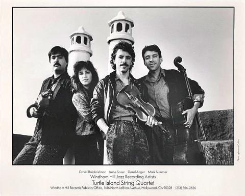 Turtle Island Quartet Promo Print