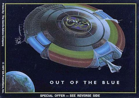 Electric Light Orchestra Handbill