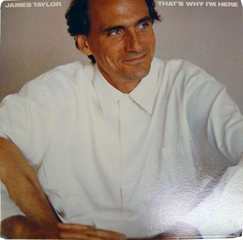"""James Taylor Vinyl 12"""""""