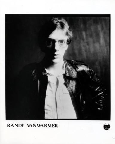 Randy VanWarmer Promo Print