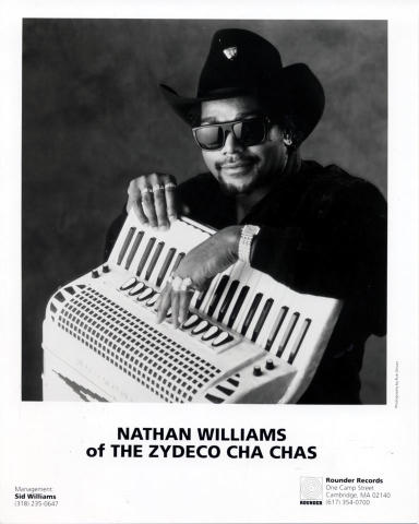 Nathan Williams Promo Print