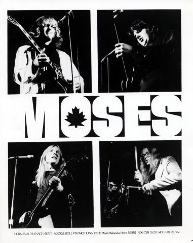 Moses Promo Print