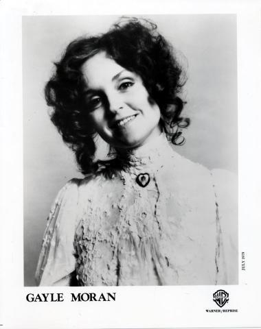 Gayle Moran Promo Print